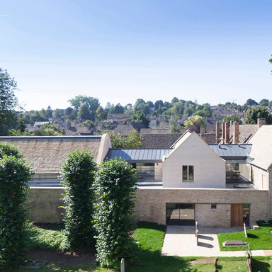 WARWICK HALL COMMUNITY CENTRE, BURFORD , NEW BUILDINGS WINNER 2017