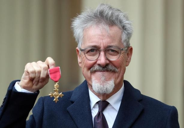 Griff Rhys Jones OBE