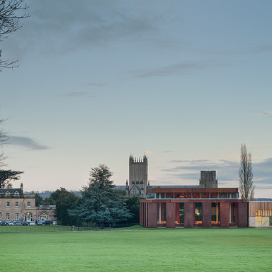 CEDARS HALL, WELLS, Special Conservation Area Award
