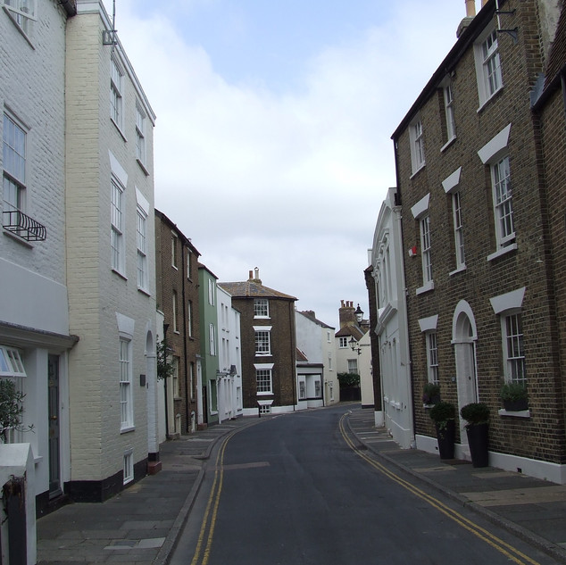 11. Deal Conservation Area, South East