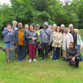 4. Mitcham Cricket Green Conservation Area, London