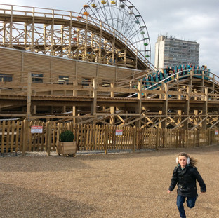 Judges' Special Mention: Scenic Railway, Dreamland, Margate