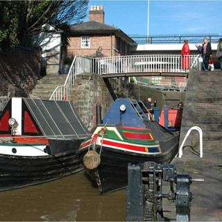 12. Chester Canal Conservation Area, North West