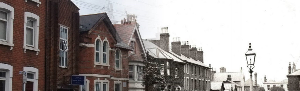 Russell Street/Castle Hill conservation area