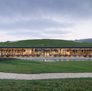 Design Awards 2015 Overall Winner and New Build Winner: Gloucester Services Northbound