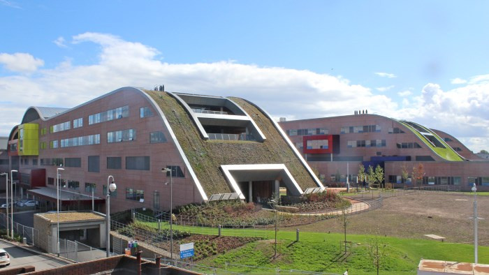 Alder Hey, Liverpool, Overall Winner 2016
