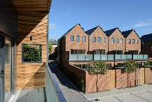 New Build: Highly Commended: St Valentine's Close, Winchester