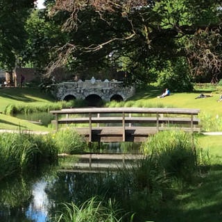 Public Realm Highly Commended: Walpole Park, Ealing 2015