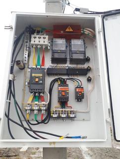 Образцы электромонтажных работ