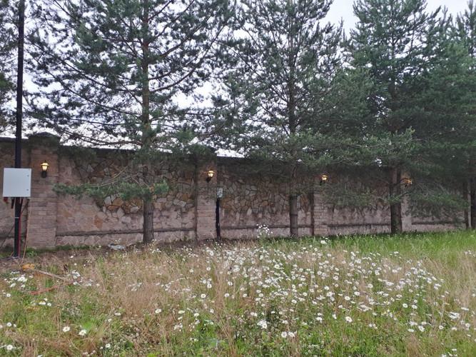 Ломоносовский район, посёлок Велигонты