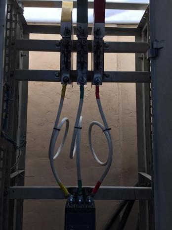 Строительство кабельных линий