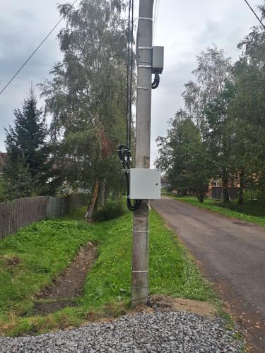 Колпинский район, посёлок Петро-Славянка