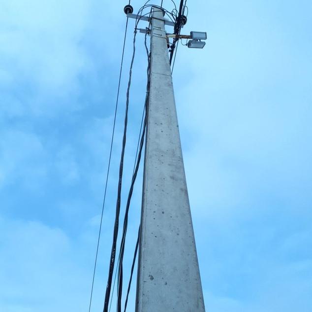 Фото электромонтажных работ