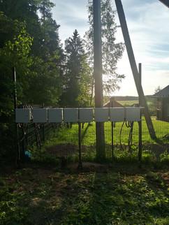 Гатчинский район, посёлок Дружная Горка