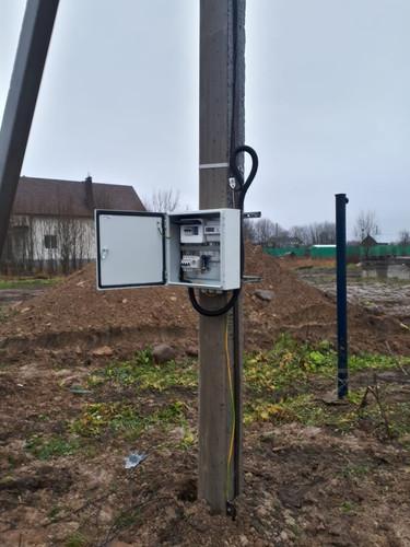 Волосовский район, посёлок Кайкино