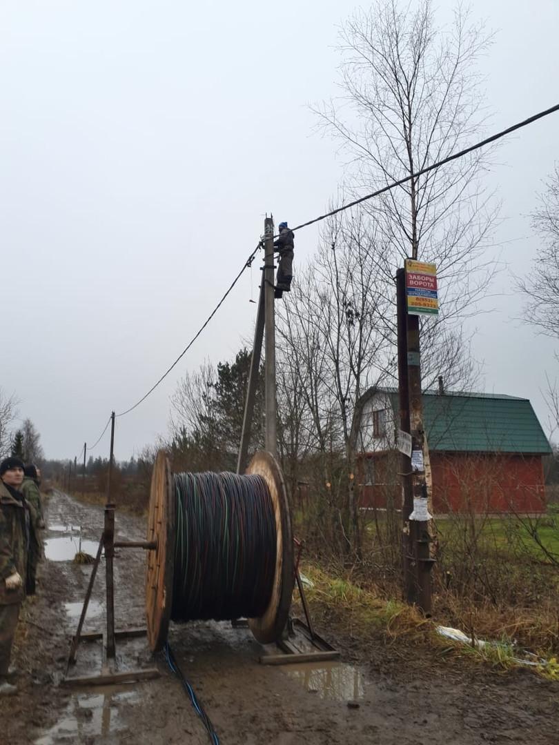 Тосненский район,СНТ Полевой