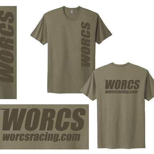 WORCS Logo Tee #1