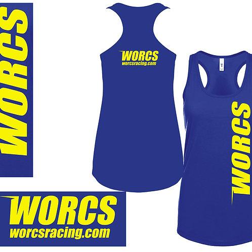 WORCS Tank Logo Tee #9