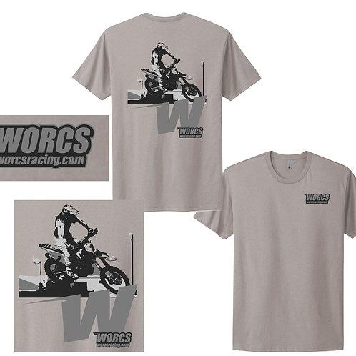 WORCS Logo Tee #7