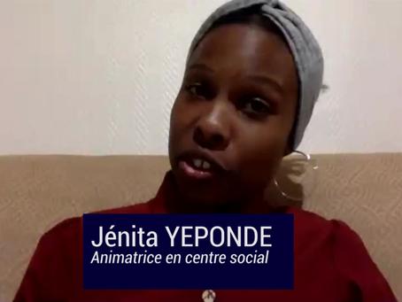 Témoignage de Jénita, animatrice en centre social