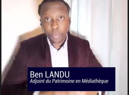 Témoignage de Ben, adjoint territorial du patrimoine en Médiathèque
