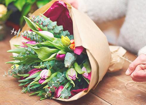 Car chaque bouquet est unique. Le jardin d'Anna Fleuriste au Pouliguen