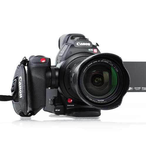 Canon C100 MK II