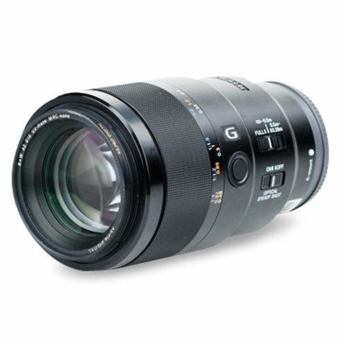 Boston Lens Rentals: Sony FE 90mm f/2.8 Macro G OSS