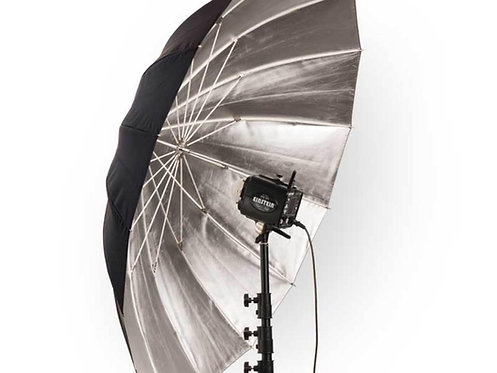 "Soft Silver PLM™ Umbrella 86"""