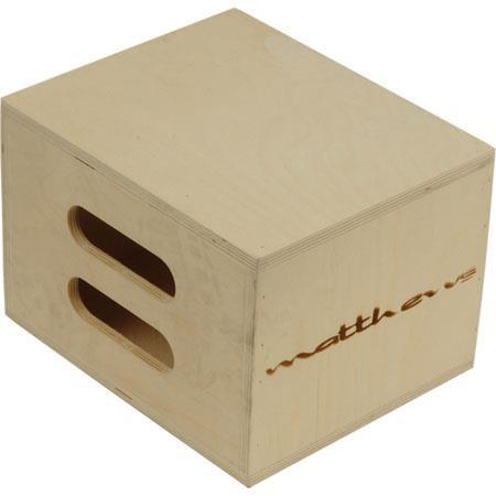 """Matthews Full Mini Apple Box - 12""""x8x10"""""""