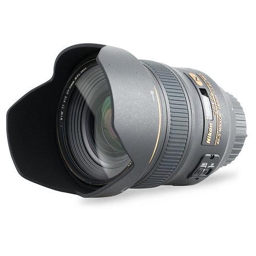 Boston Lens Rental: Nikon AF-S NIKKOR 24mm f/1.4G ED