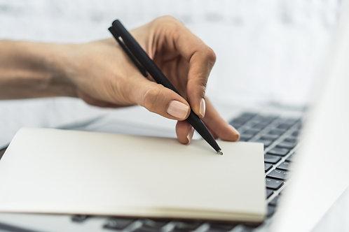 1000-Words of Web Copy