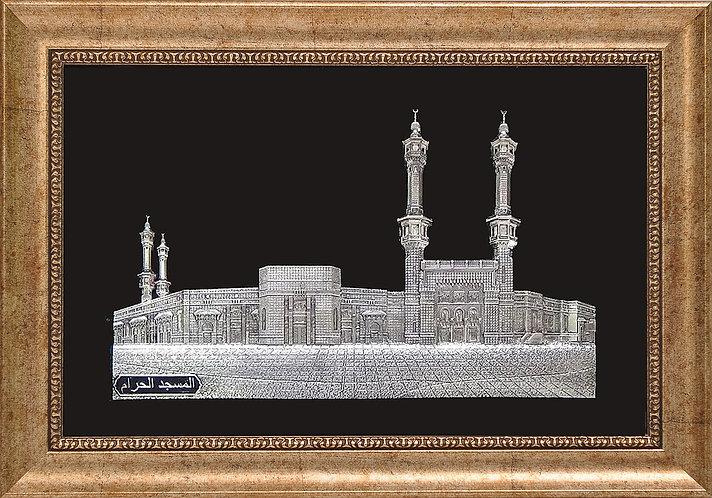"""Барельеф """"Запретная мечеть """""""