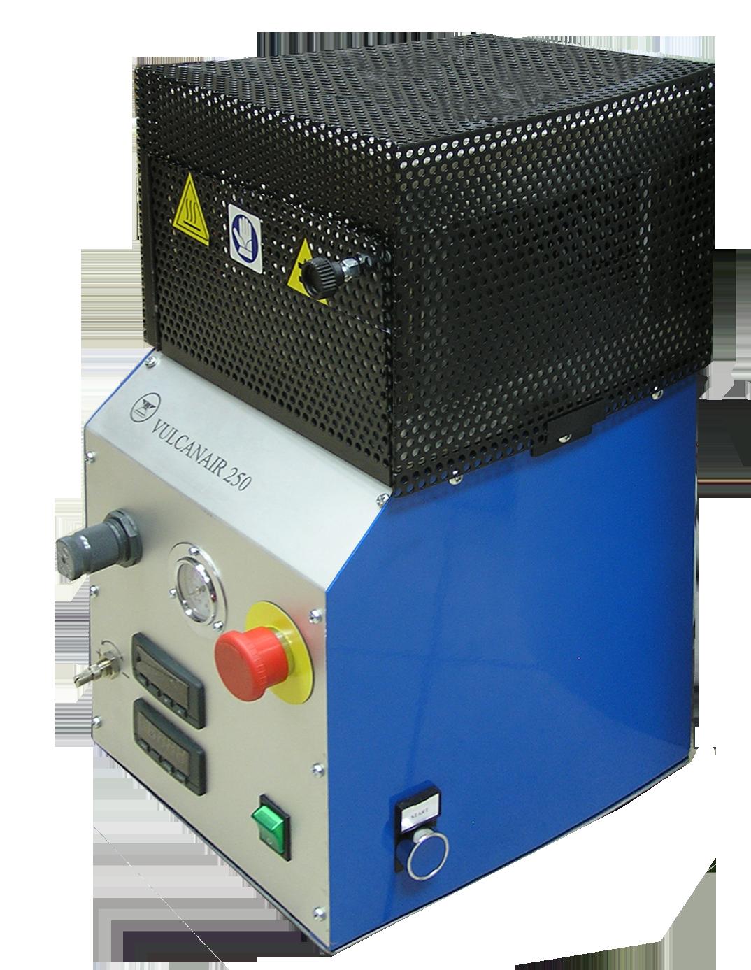Вулканизатор плита 250х250