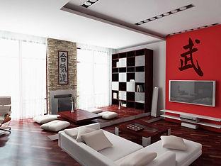 Стиль интерьера Китайский