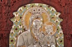Икона Божья Мать Избавительница