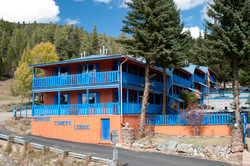 Terrace Towers Lodge In Summer