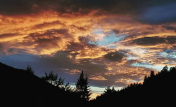 Sunsets at Terrace Towers Lodge-13
