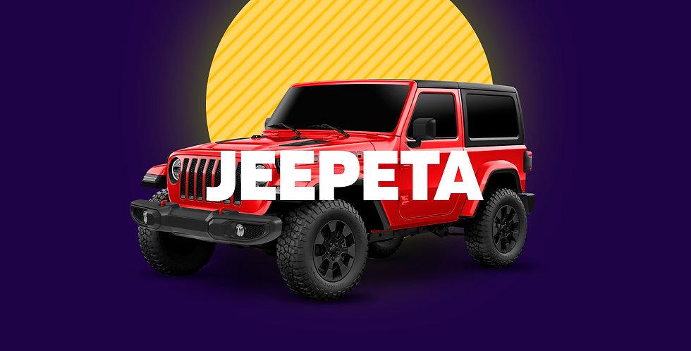 Jeepeta | Reggaeton (Derechos)