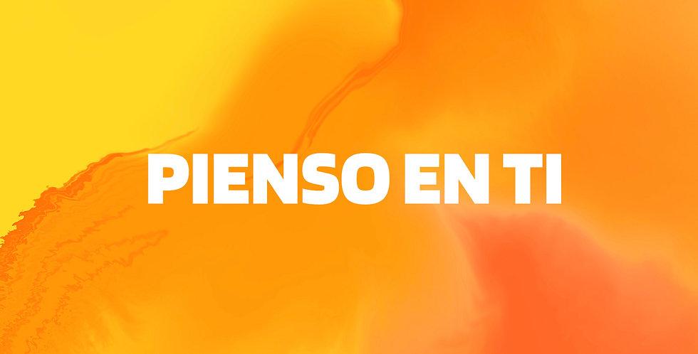 Pienso en ti | Reggaeton (Estandar)