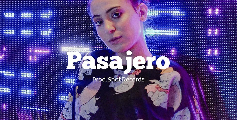 Pasajero | Reggaeton (Derechos)