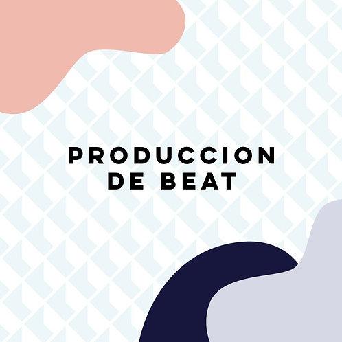 Produccion de Beat