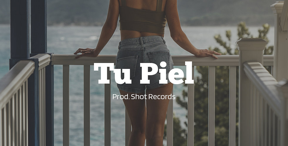 Tu Piel | Reggaeton (Premium)