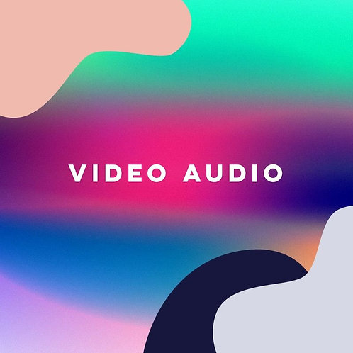 Video Audio