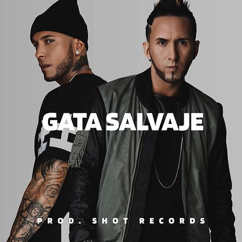 Gata Salvaje | Reggaeton (Ilimitada)