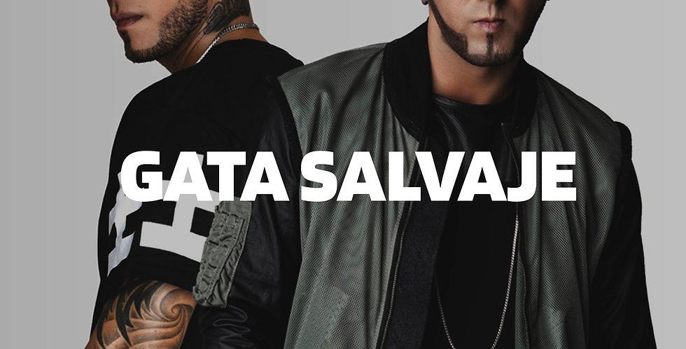 Gata Salvaje | Reggaeton (Derechos)