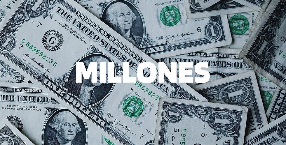Millones | Trap (Derechos)