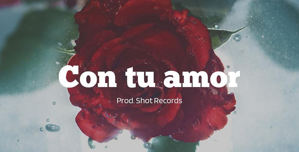 Con tu amor | Reggaeton (Estandar)