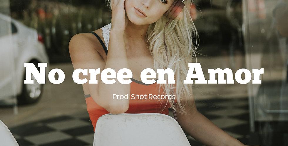 No cree en amor | Reggaeton (Estandar)