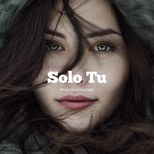 Solo Tu | Reggaeton (Derechos)